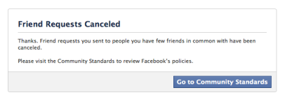 Friend's request canceled by coercion of Facebook rather than by a rational system of user set screening Screen Shot 2011-12-27 at 5.55.28 PM