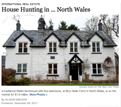 For Sale: House and five cottages on 13 acres in Wales Screen Shot 2011-12-29 at 6.52.57 AM