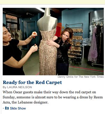 Screen Shot 2012-02-23 at 6.05.35 PM - Ready for the Red Carpet; xref: Sarah, Hagar, & Hosni Mubarak