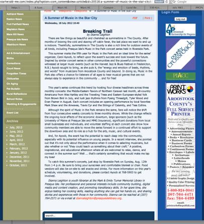 """Breaking Trail"" vs. ""Breaking News"" Screen Shot 2012-07-21 at 9.01.24 AM"