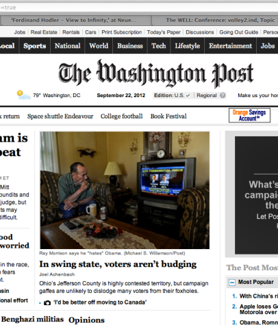 Current Washington Post.com A1 photo echos whose pizza delivery where - Screen Shot 2012-09-22 at 5.44.36 PM
