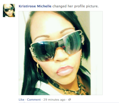 """Perfect glasses for """"incoming"""" data, Christie Rose Michelle. Do you think those shades could also be huge, USB camera lenses too?! With earring microphones? - Screen shot 2012-10-15 at 04.55.49"""